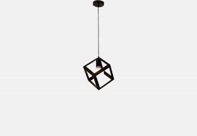 Cuadrado 3D Lamp