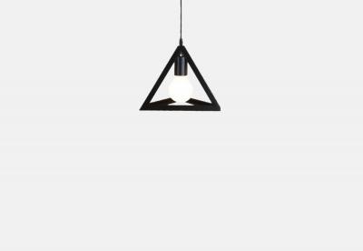 Lámpara de Techo Triángulo