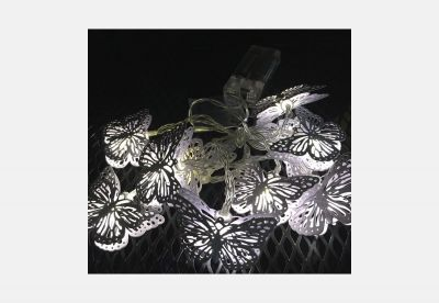Guirnalda Mariposa